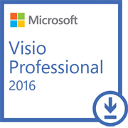 Microsoft Visio Professional 2016 Product Key