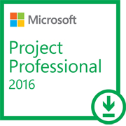 Microsoft Project Professional 2016 Product Key