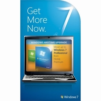 Windows 7 Home Basic to Professional Anytime Upgrade Product Key
