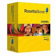 Rosetta Stone Spanish (Spain) Level 1, 2, 3, 4, 5 Set