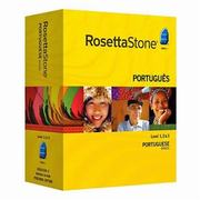 Rosetta Stone Portuguese Level 1, 2, 3, 4, 5 Set Product Key
